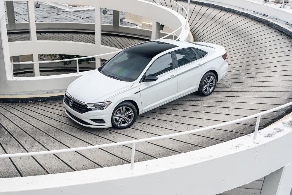 Volkswagen Jetta Driving