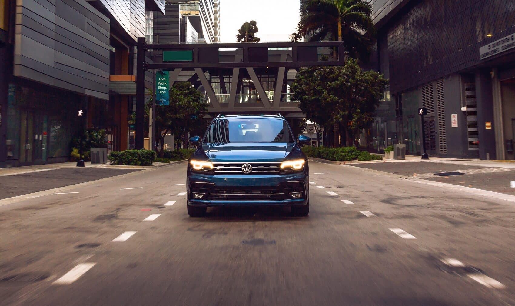 Volkswagen Tiguan MPG