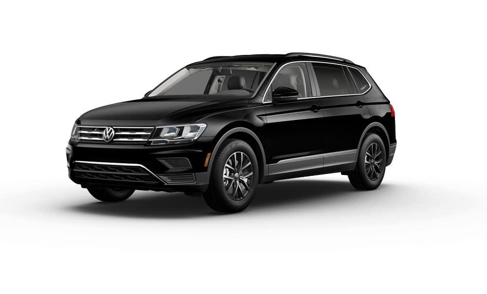 Volkswagen Tiguan SE Deep Black Pearl