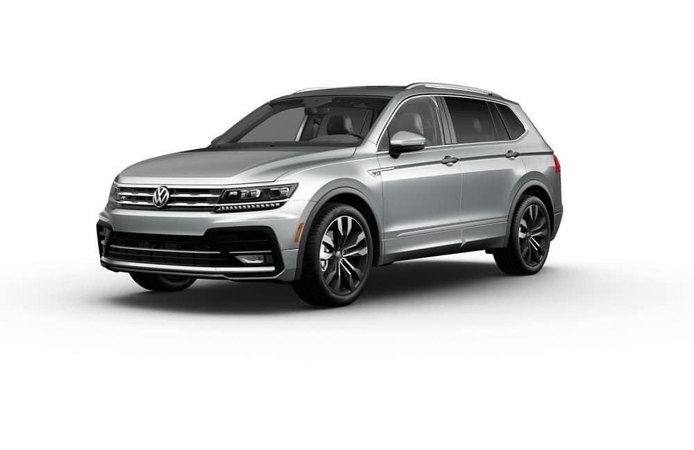 Volkswagen Tiguan SEL Premium R-Line