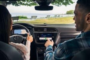 2021 Volkswagen Tiguan vs Honda CR-V