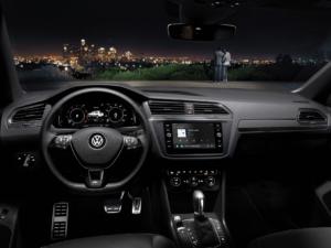 2021 Volkswagen Tiguan vs Mazda CX-5