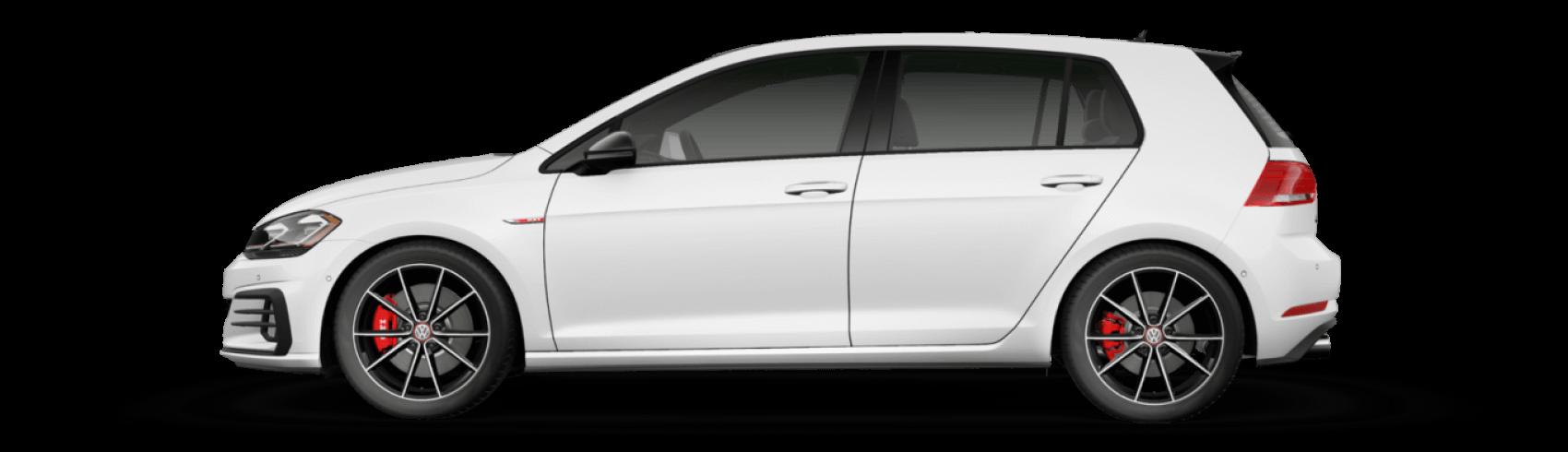 2021 Volkswagen Golf GTI White Toms River VW