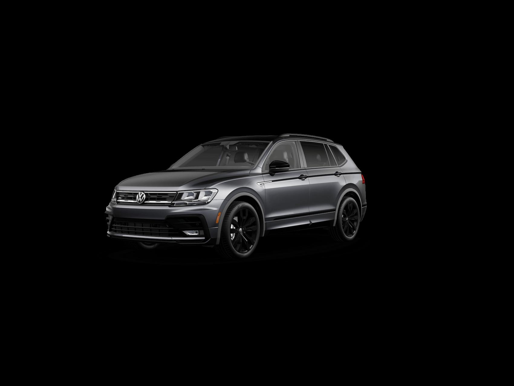 VW Tiguan SE R-Line Black