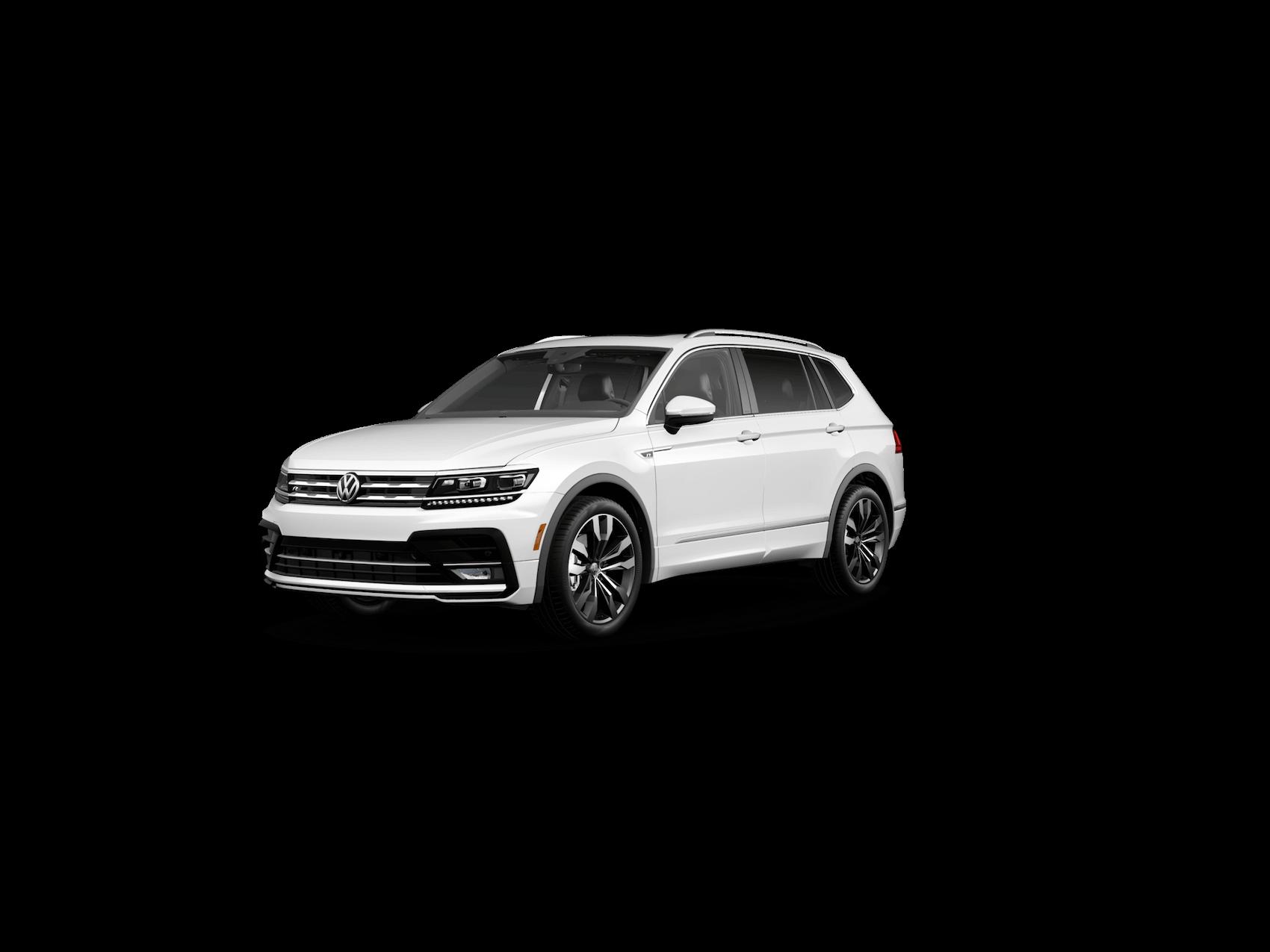VW SEL Premium R-Line