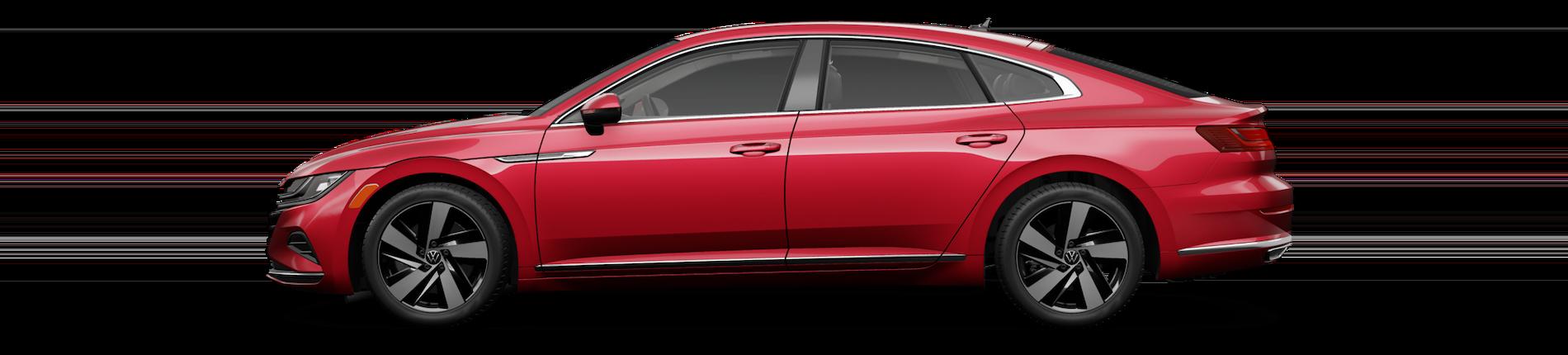 Volkswagen Arteon Red