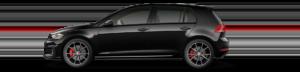 Volkswagen GTI Black