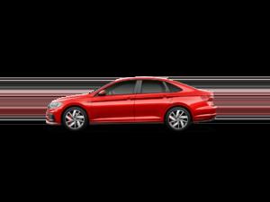 Volkswagen Jetta GLI Red