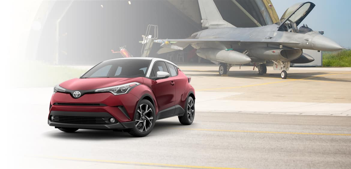 2018 Toyota C-HR XLE Special Offer