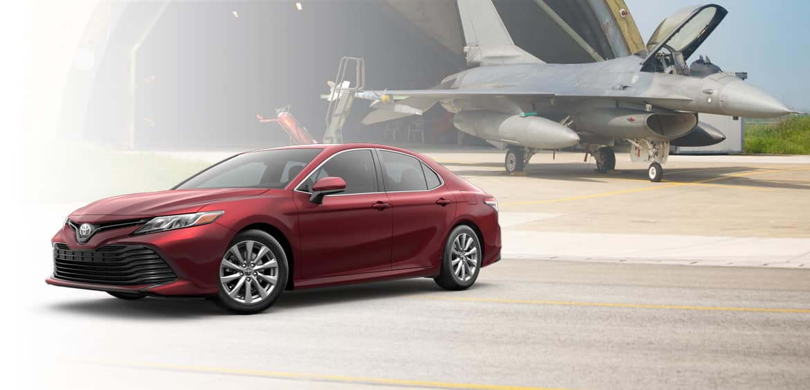 2018 Toyota Camry LE Special Offer