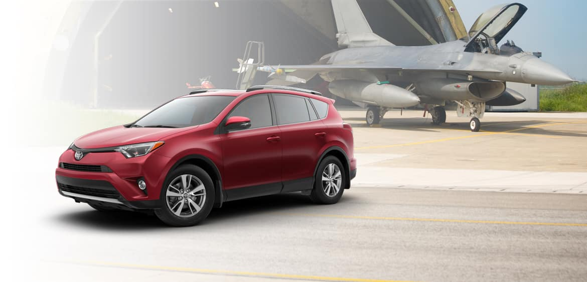 2018 Toyota RAV4 XLE Special Offer