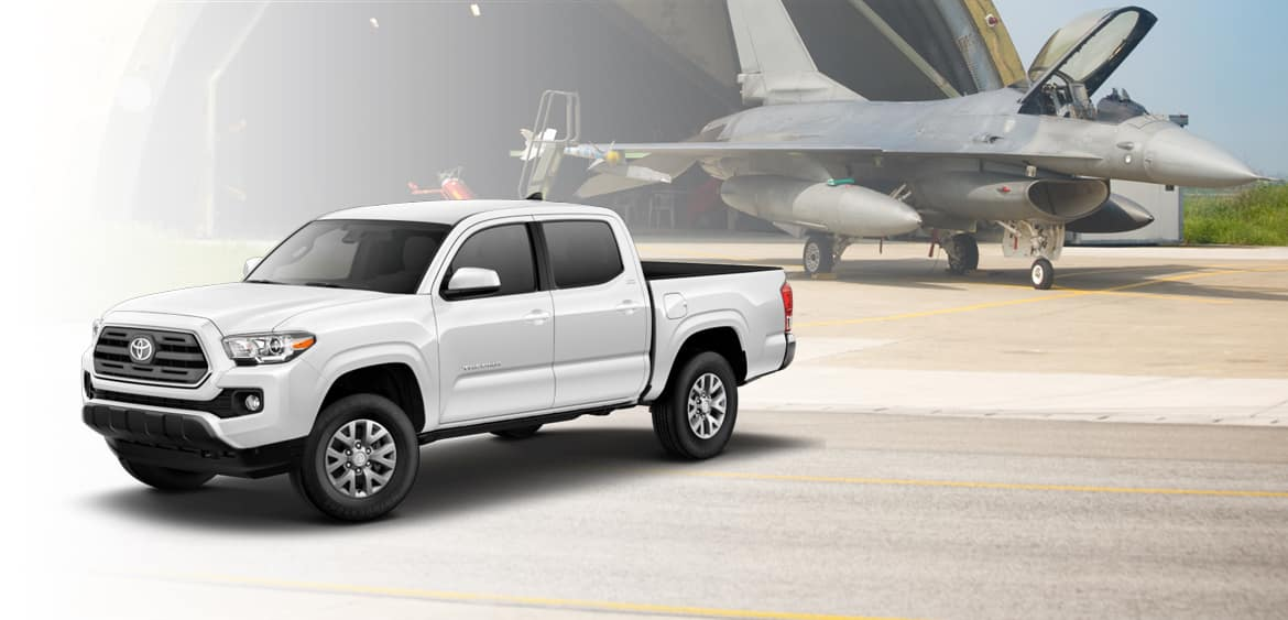 2018 Toyota Tacoma SR5 Special Offer