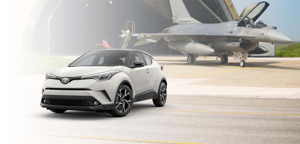 2019 Toyota C-HR XLE Special Offer