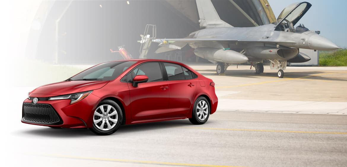 2020 Toyota Corolla LE Special Offer