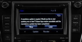 Download the Entune App Suite