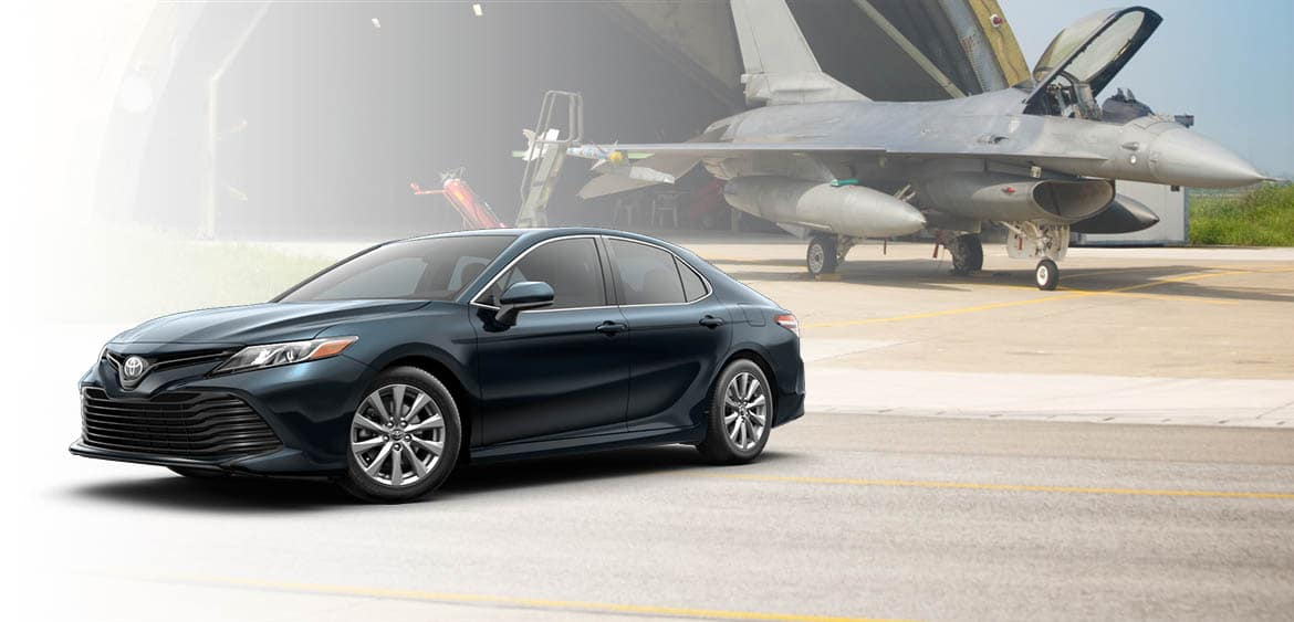 2020 Toyota Camry LE Special Offer