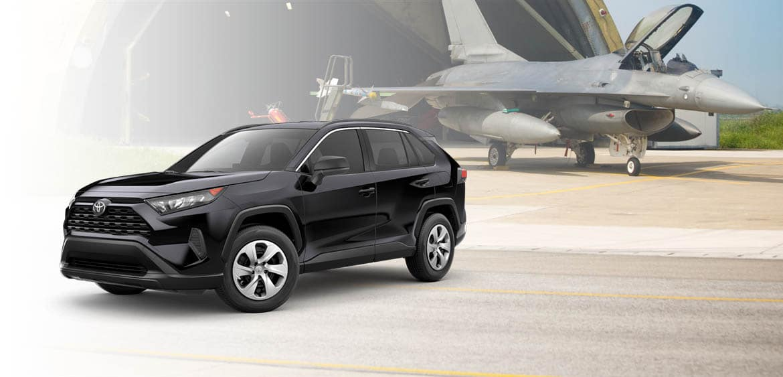 2020 Toyota RAV4 LE Special Offer