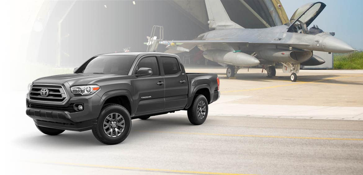 2020 Toyota Tacoma SR5 Special Offer