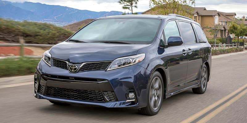 Used Toyota Sienna For Sale in Goldsboro, NC