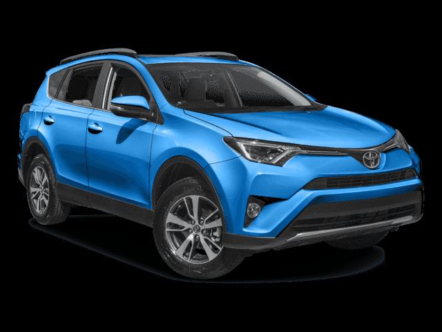 2017 Toyota RAV4 LE Auto FWD Sport Utility