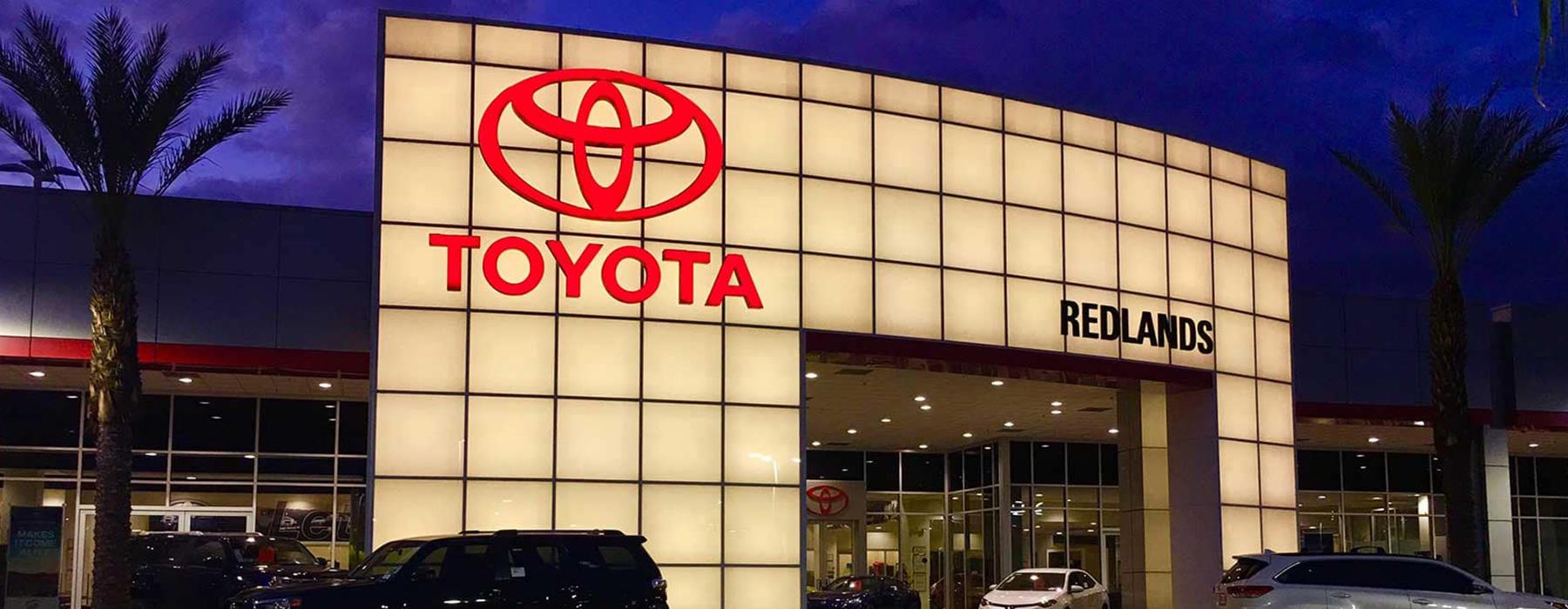 Toyota Of Redlands Toyota Dealer In Redlands CA - Where is the nearest toyota dealership