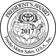 Presidents Award
