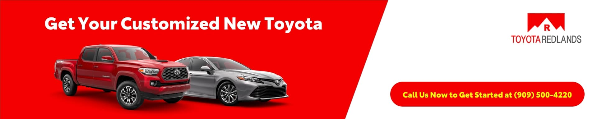 toyota banners