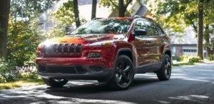 2018 Jeep Cherokee Uftring