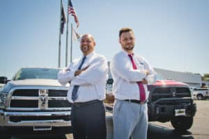Ram Experts Matt and Duston