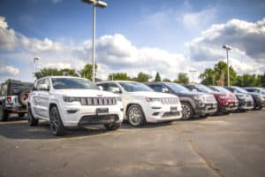 Jeep Selection Pekin