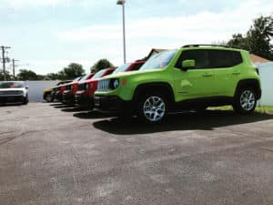 Jeep Renegade Pekin IL