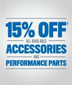 15% OFF, discount, service discount, Mopar accessories, Performance Parts, Uftring Pekin, Uftring Dodge Jeep Ram Service and Parts