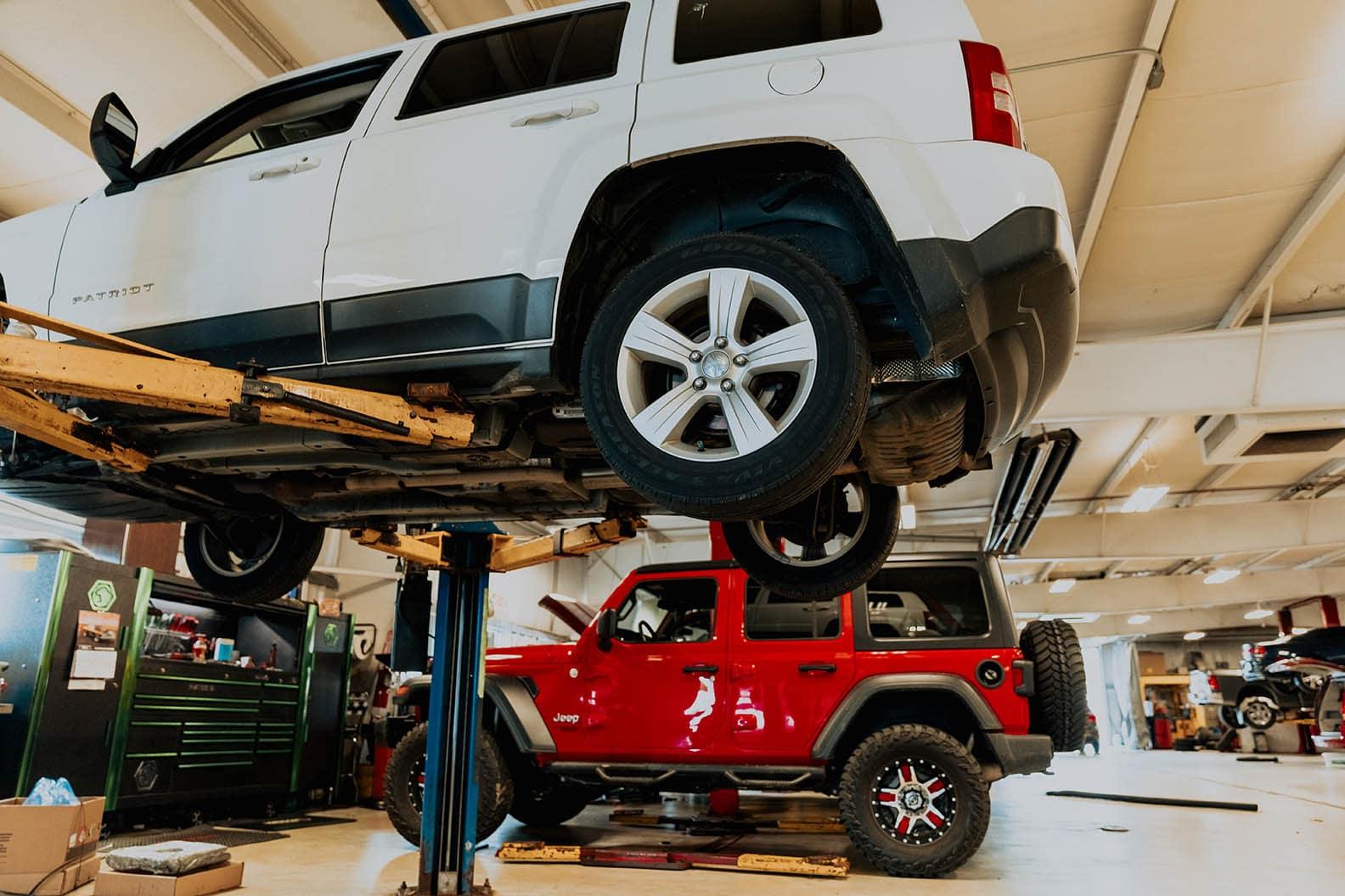 Service, Uftring Chrysler Dodge Jeep Ram, Uftring Pekin, Pekin Illinois