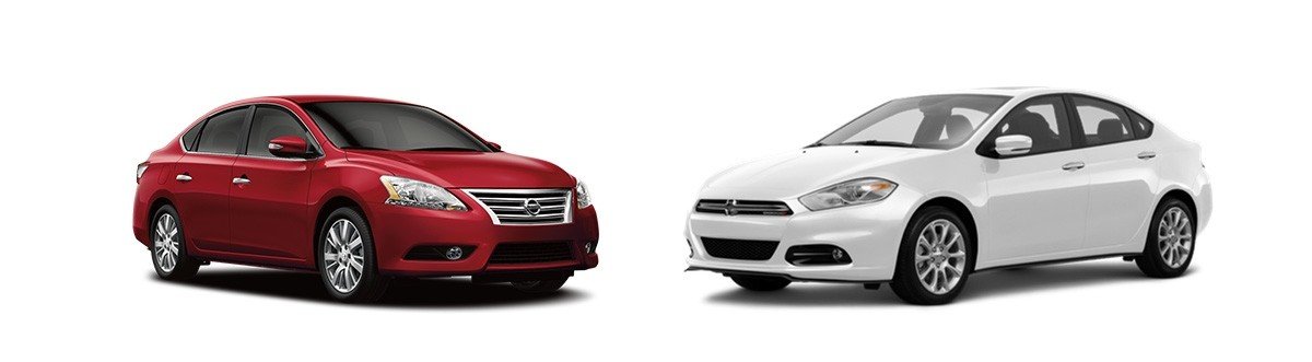 university dodge dart vs sentra