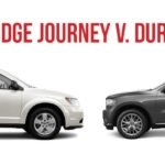 dodge journey vs durango