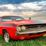 dodge challenger history