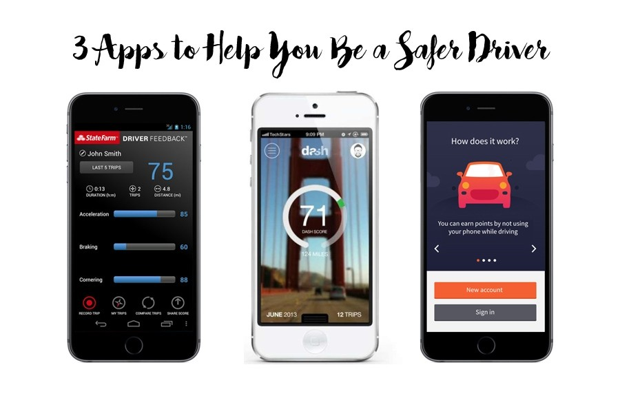 safe driving apps