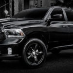 ram 1500 black express university dodge