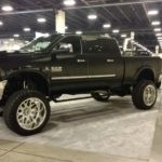 dodge and ram at fort lauderdale auto show