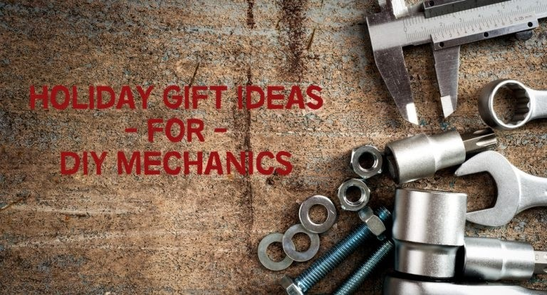 Holiday Gift Ideas for the DIY Mechanic