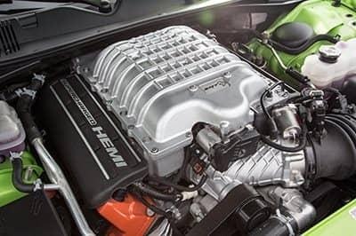 Dodge Hellcat Engines