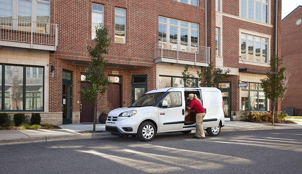 Ram ProMaster City available at University Dodge