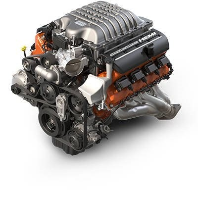 2016 Dodge Challenger Engine