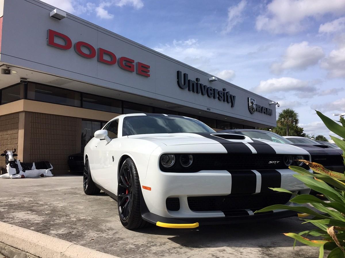 University Dodge Edmunds five-star dealer