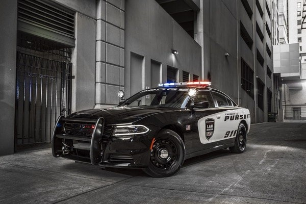 Dodge pursuit protection package