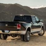 Ram truck dually vs. non-dually