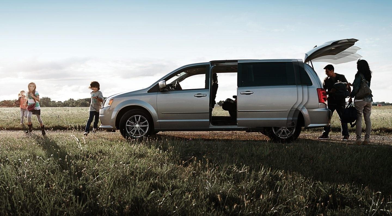 University Dodge Grand Caravan summer road trips