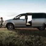 Grand Caravan road trip University Dodge