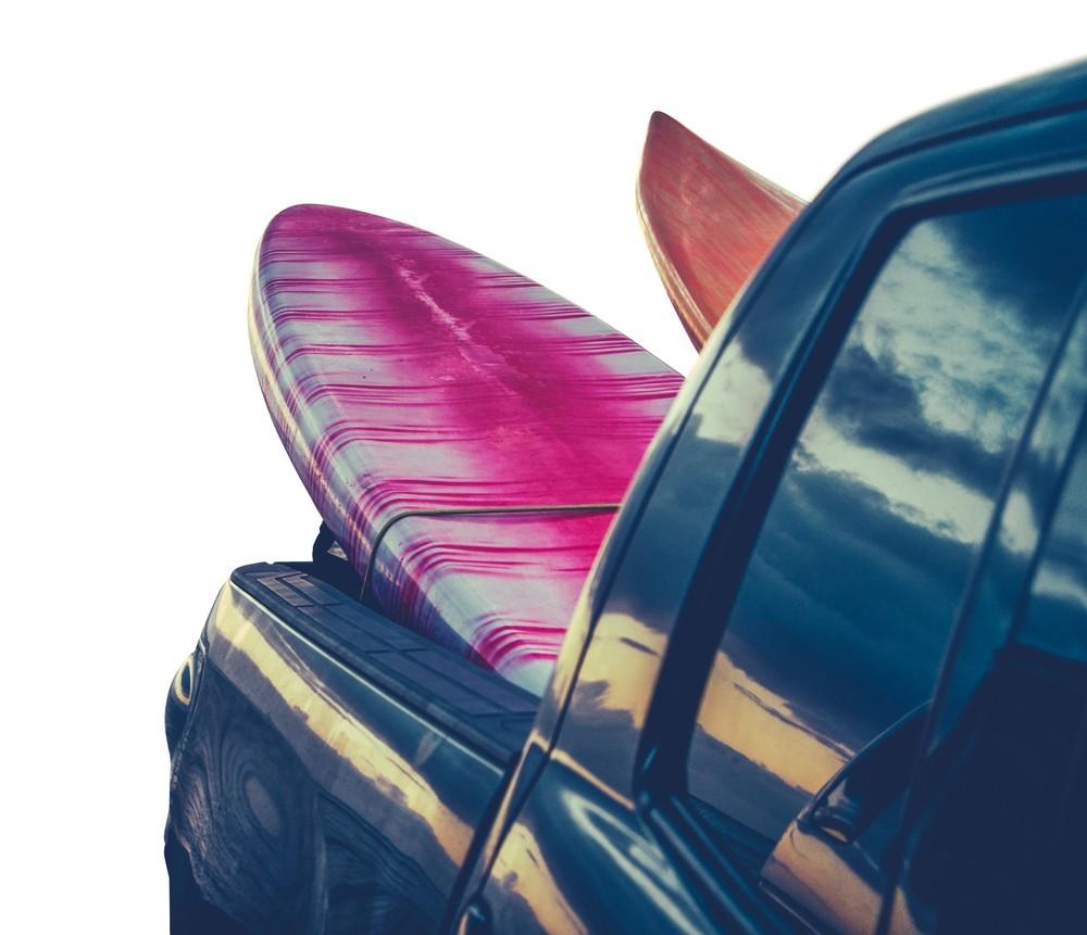 truck surf accessories