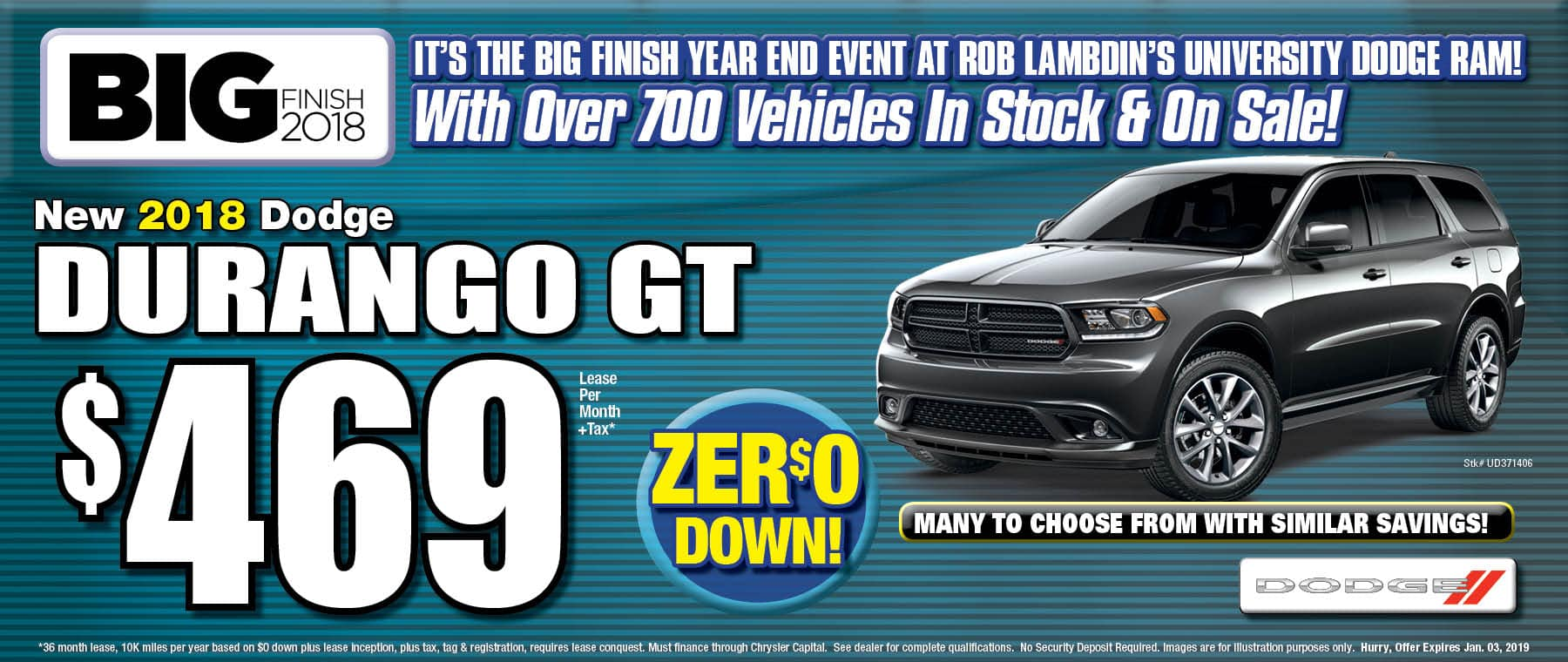 Dodge Durango GT!